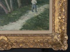 Maximilien Luce Sandrecourt Le Chemin au Bord de la Riviere - 129881