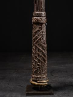 Mbole People DRC Chief Scepters Collection made of Palmtree Leaf Midribs - 1867427