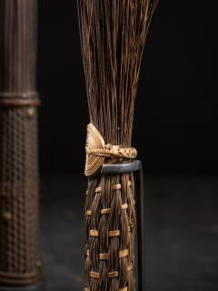 Mbole People DRC Chief Scepters Collection made of Palmtree Leaf Midribs - 1867429
