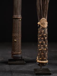 Mbole People DRC Chief Scepters Collection made of Palmtree Leaf Midribs - 1867430