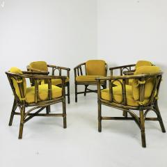 McGuire Dining Set with Five Chairs and Round Table - 538158