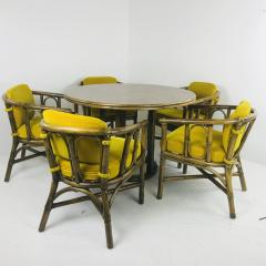 McGuire Dining Set with Five Chairs and Round Table - 538159