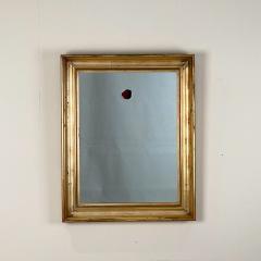 Mecca Gilt Wood Mirror 19th Century England - 1586031