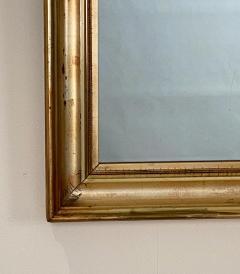 Mecca Gilt Wood Mirror 19th Century England - 1586032