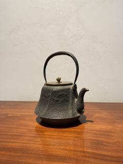 Meiji Era Cast Iron Tetsubin - 1765329