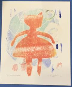 Melanie A Yazzie Little Dancer - 511068