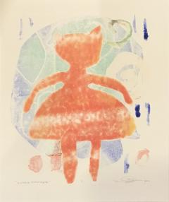 Melanie A Yazzie Little Dancer - 513663