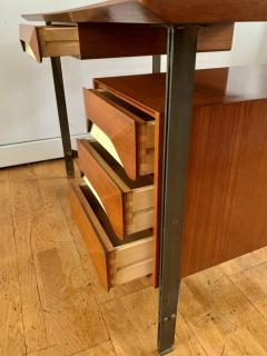 Melchiorre Bega Stunning 1950s Italian Small Desk - 2114738