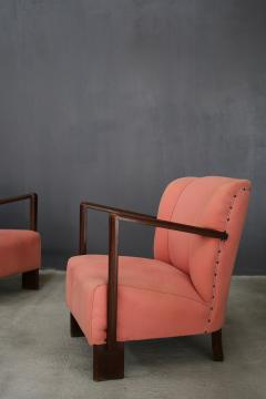 Melchiorre Bega pair of 50s armchairs by Melchiorre Bega - 1013945