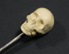 Memento Mori Skull Key Russia 1900 - 1953278