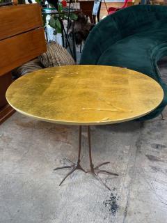 Meret Oppenheim Meret Oppenheim Bronze Traccia Coffee Table Italy 1972 - 1195586