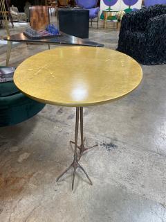 Meret Oppenheim Meret Oppenheim Bronze Traccia Coffee Table Italy 1972 - 1195587