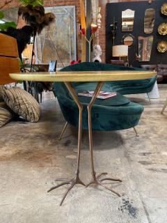 Meret Oppenheim Meret Oppenheim Bronze Traccia Coffee Table Italy 1972 - 1195591