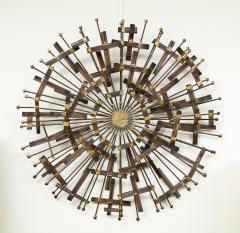 Metal Wall Sculpture - 822464