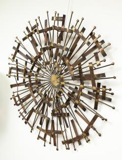 Metal Wall Sculpture - 822465