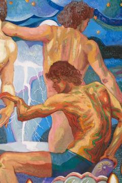 Metra Mitchell Three Revelers - 2069709