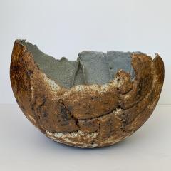 Michael Becker Monumental Stoneware Vessel or Bowl by Michael Becker - 1043435