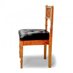 Michael Gottlieb Birckner Bindesb ll Noteworthy Pair of Neo Antique Chairs by Michael Gottlieb Birckner Bindesb ll - 910788