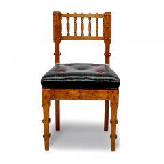 Michael Gottlieb Birckner Bindesb ll Noteworthy Pair of Neo Antique Chairs by Michael Gottlieb Birckner Bindesb ll - 910789
