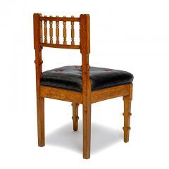 Michael Gottlieb Birckner Bindesb ll Noteworthy Pair of Neo Antique Chairs by Michael Gottlieb Birckner Bindesb ll - 910790