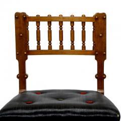 Michael Gottlieb Birckner Bindesb ll Pair of Neo Antique chairs by Michael Gottlieb Birckner Bindesb ll - 1180933