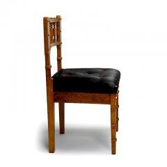 Michael Gottlieb Birckner Bindesb ll Pair of Neo Antique chairs by Michael Gottlieb Birckner Bindesb ll - 1180934