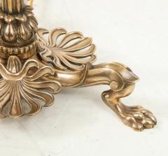 Michael Gottlieb Birckner Bindesb ll Table Lamp by the Architect Michael Gottlieb Bindesb ll Mid 19th Century - 1700856