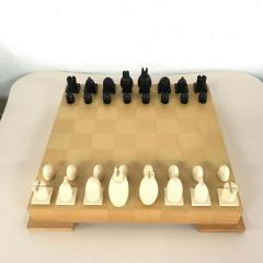 Michael Graves Michael Graves Postmodern Chess and Checkers Set Signed - 1491973