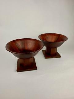 Michael Graves Pair of Michael Graves Design Footed Bowls - 1359659