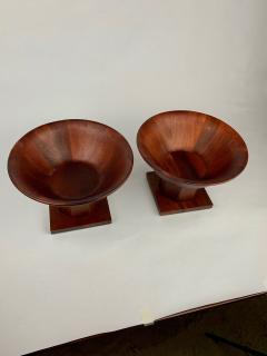 Michael Graves Pair of Michael Graves Design Footed Bowls - 1359676