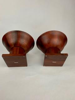 Michael Graves Pair of Michael Graves Design Footed Bowls - 1359684
