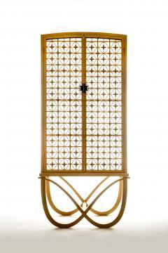 Michael Hurwitz Yellowheart Cabinet - 1166998