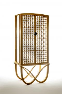 Michael Hurwitz Yellowheart Cabinet - 1167012