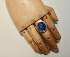 Michael Kneebone Michael Kneebone Blue Star Sapphire 18 Karat Gold Ring - 996819