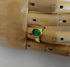 Michael Kneebone Michael Kneebone Green Tourmaline Leah Ring - 1082951