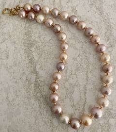 Michael Kneebone Michael Kneebone Pastel Colored Pearl Necklace - 1899663