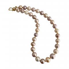 Michael Kneebone Michael Kneebone Pastel Colored Pearl Necklace - 1901891