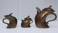 Michael Lambert Modernist Tea Set - 1943111