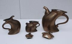 Michael Lambert Modernist Tea Set - 1943112