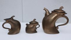 Michael Lambert Modernist Tea Set - 1943113