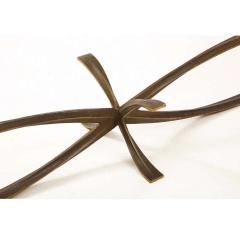 Michael Mangmatin Michel Mangmatin Bronze Star Coffee Table - 1401058