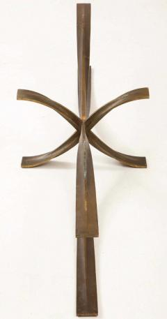 Michael Mangmatin Michel Mangmatin Bronze Star Coffee Table - 1401060