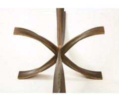 Michael Mangmatin Michel Mangmatin Bronze Star Coffee Table - 1401061