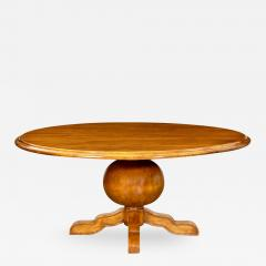 Michael Taylor Michael Taylor Ball Form Pedestal Dining Table - 2144899