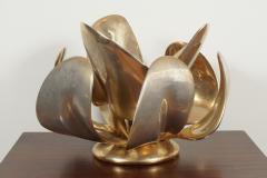 Michel Armand Rare Lit Table Sculpture - 1002716