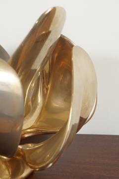 Michel Armand Rare Lit Table Sculpture - 1002720