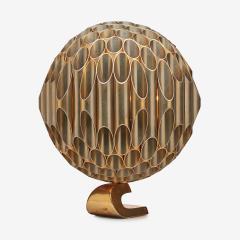 Michel Armand Rare Ruche Boule Lamp - 1189934