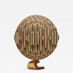 Michel Armand Rare Ruche Boule Lamp - 1190688
