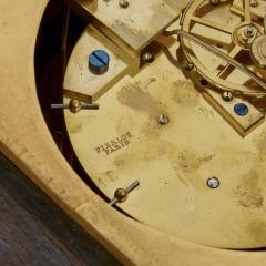 Michel Balthazar Gilt bronze and porcelain clock and barometer set by Michel Balthazar - 1459613