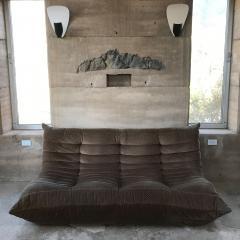 Michel Ducaroy Ligne Roset French Michel Ducaroy TOGO SOFA Lounge Ameublements Belus - 1696289